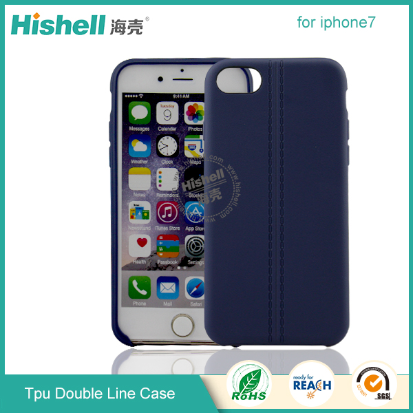 Mobile covers and cases, soft TPU phone case for iPhone 7