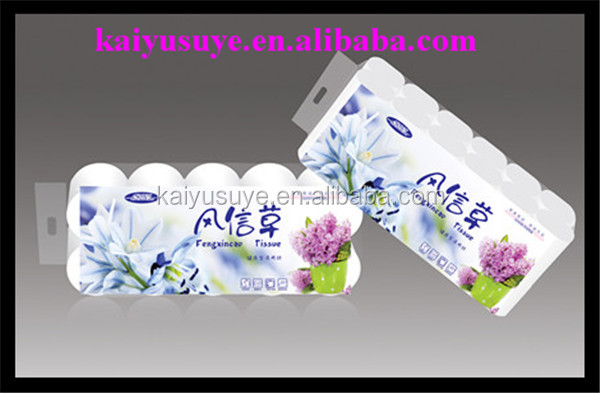 High quality toilet paper/tissue packaging plastic bags
