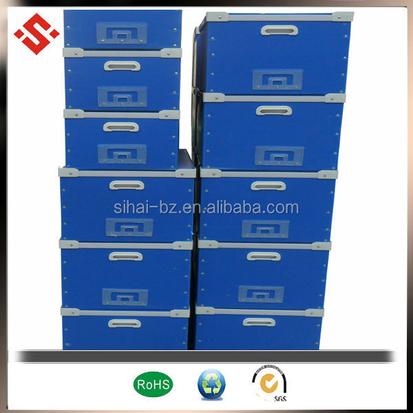 handles corrugated box