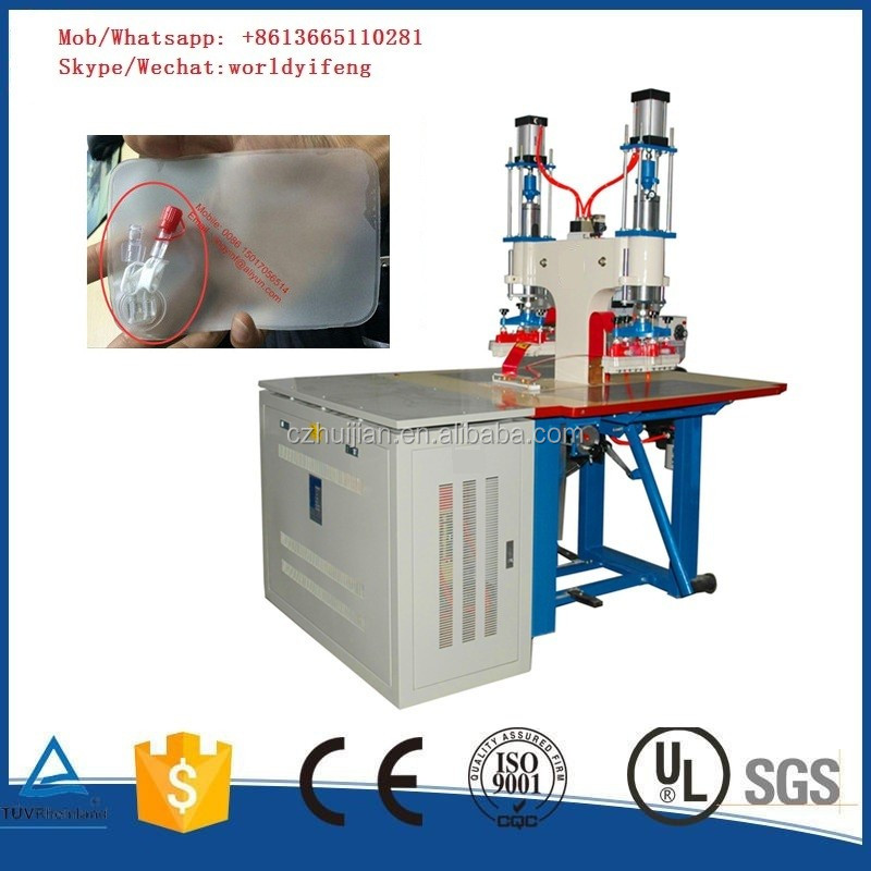 HF PVC air vavle Welding Machine for Stretched Ceiling And Harpoon