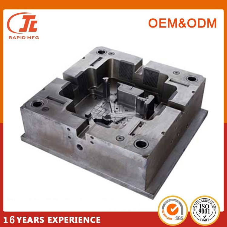 China Manufacture car parts rapid plastic injection mold