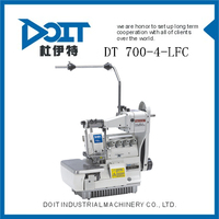 DT 700-4/LFC DOUBLE NEEDLE 4 THREAD HIGH SPEED ELASTIC OVERLOCK SEWING MACHINE PRICE
