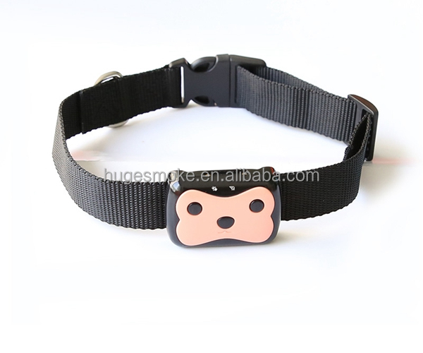 2016 New Waterproof Pet GPS Tracker for Dogs, Cats Mini Pet Collar Tracking D69
