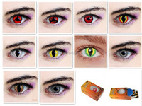 zombie contact lenses halloween contact lenses cat eye contact lenses