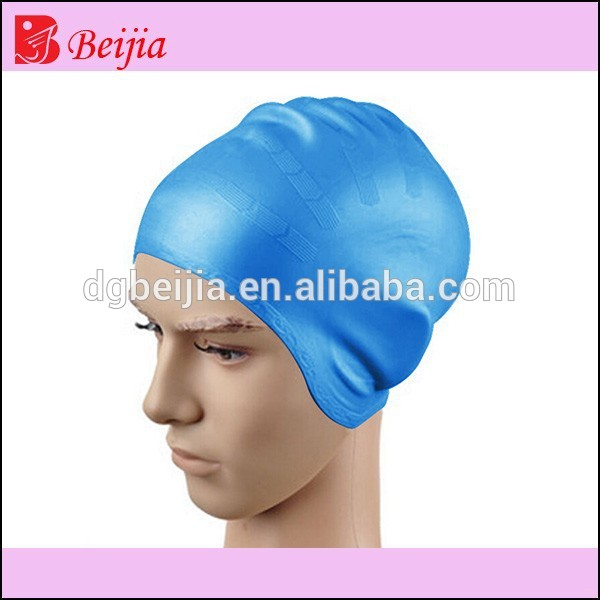Novelty Printing Adult Silicone Swimming Pool Equipment Swimming Caps For Video Japan Sexy Girl