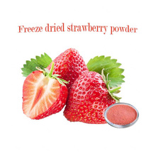 100% pure natural organic strawberry freeze dried powder top quality with competitive price
