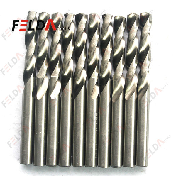 High Speed Steel Fully Ground DIN1897 drill bits