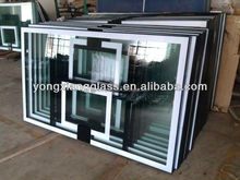 High Quality Black/Red/Green/White Tempered Glass Basketball Board