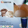 Tin Cure Liquid Silicone Rubber Raw