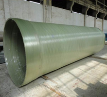Fiberglass reinforced ring GRP Pipes/ FRP pipe