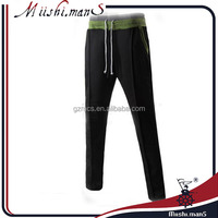 slim fit mens baggy colored sweatpants wholesale from guangzhou