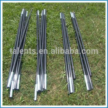 Fiber Glass Flexible Tent Pole,Fiberglass Tent Rod