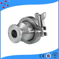 stainless steel swing check valve manufacture