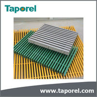 FRP pultruded traffic trench drain grate