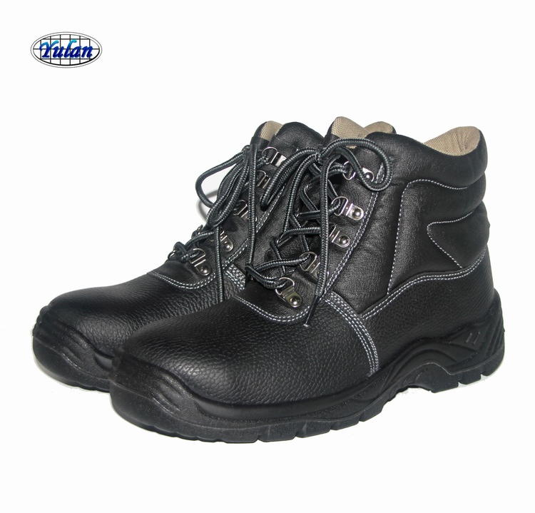 Yulan SS146 PU Dual Density Sole steel toe safety shoes, EN20345 S1P, S3