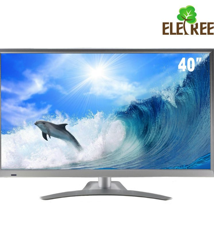 wholesale china tv/living room furniture LED TV Flat screens 40 inch china lcd tv price in india