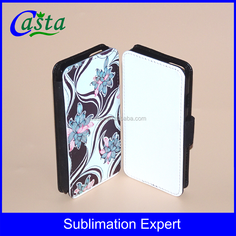Customized Blank Sublimation Phone holster case Phone cover Sublimation phone holster for Apple iphone 5 5S Cover