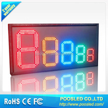 220v led remote traffic countdown timer