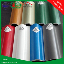 high strength Magnesium oxide anti-corrosion insulation roofing tiles mix color roof tile
