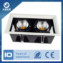 recessed led downlight 60w ce rohs rectangular led cob downlight