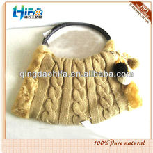 HIFA Lady Woolen Knitted Bag
