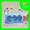 2016 Hot Selling and Efficient 3pcs Toilet Bowl Cleaner/toilet detergents