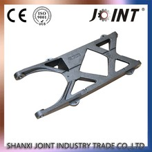 China precision custom iron casting machinery parts