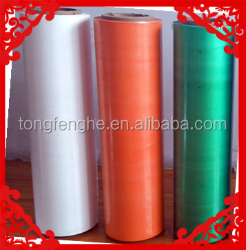 17mic x 50cm LLDPE color Stretch film agricultural plastic film