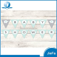 Wholesale Streamer Collapsible Baby Shower Banners
