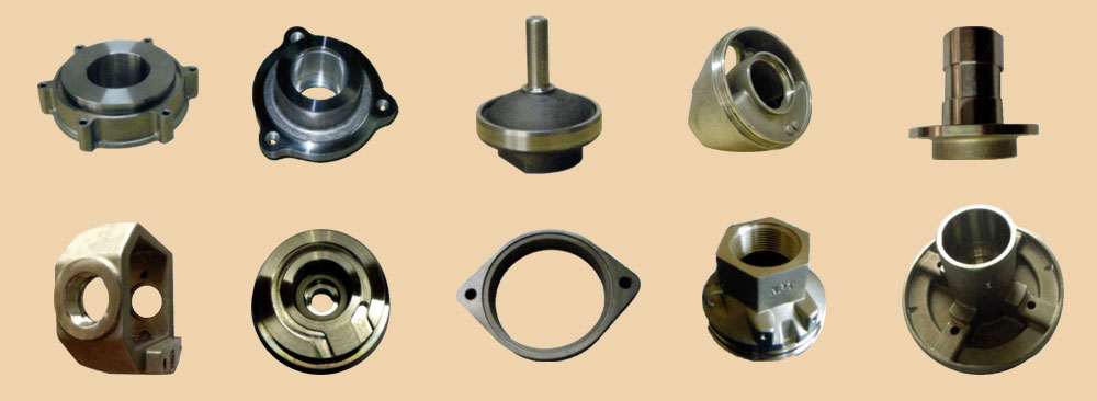 Alloy Steel Precision Casting And Forging Flange