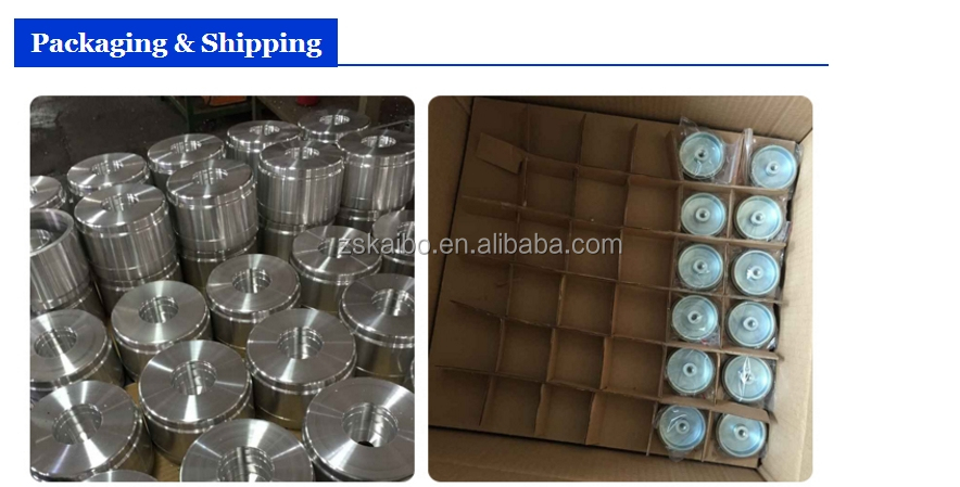 CNC machining Aluminum Die Casting Communication Parts die cast aluminium signal components