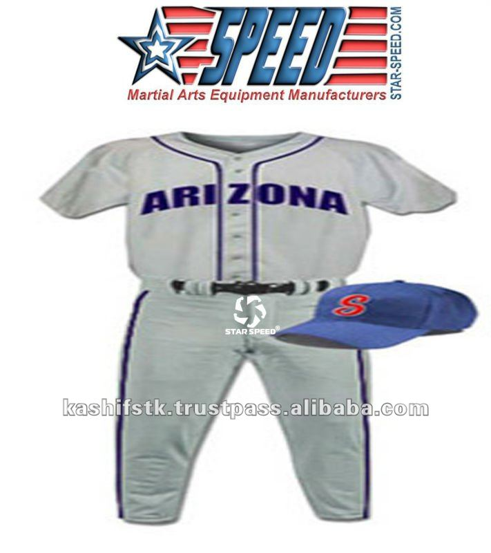 Baseball Uniforms with Screen Printing, Sublimation, Tackle Twill & Embroidery