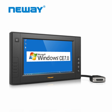 7 inch industrial terminal gps avl tracking ARM Corte-A9 in-vehicle WinCE Tablet