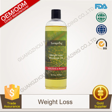 Top Grade Weight Loss Massage Oil OEM/ODM Professional Supplier