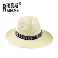 fashion straw promotion hat paname wholesale hats