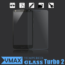 Manufacturer !! 0.33mm Mobile Phone LCD Real tempered glass screen protector for for Motorola DROID Turbo 2,Tempered glass