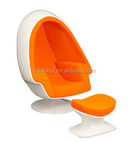 Lee West Alpha Egg Speaker Chair