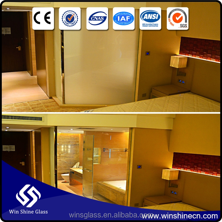 Best Price Electric Manufacturer Outdoor Glass Room/Smart Glass