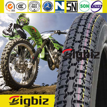 China Qingdao 225x17 2.50-17 2.75-17 motorcycle rear tyre.
