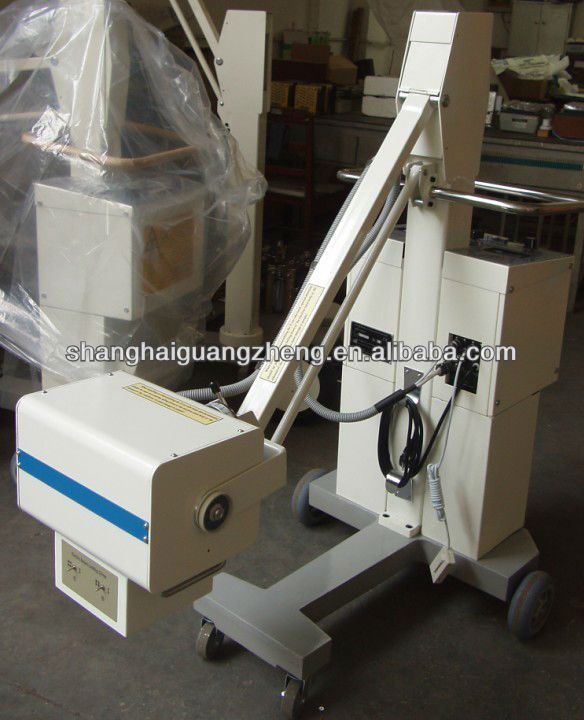 portable radiograph x ray device 100mA