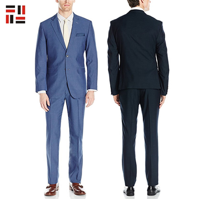 new arrival custom worsted fabric anti-pilling customized material matching dress shirts pants