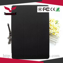 Ultra Thin Crystal Back Smart Stand Cover Case for ipad 4 3 & 2 Air Mini