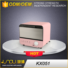 Home appliances japan pink electric mini bread vertical toaster oven images