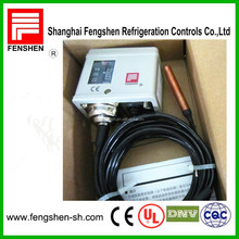 thermostat refrigeration temperature switch