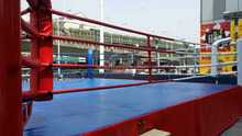 Boxing rings boxing station for competition