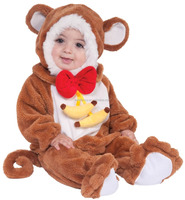 New style monkey costume kids carnival costumes baby costume QBC-5693
