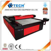 China manufacturer big size laser cutting machine 1325 model for acrylic wood leather fabric