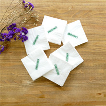 Cheapest Brand Restaurant Paper Napkins With One Color Logo