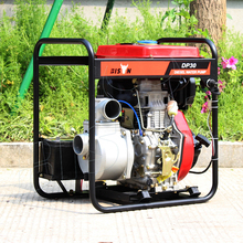 CLASSIC CHINA 2Inch Manual Satrt Low Pressure Electric Agriculture Diesel Water Pump, Prices Of Diesel Water Pumping Machine