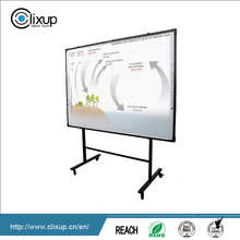 China factory interactive electronic whiteboard, multi touch smart board for sale